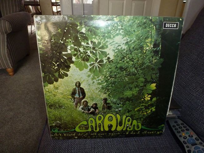 Caravan ‎–  If I Could Do It All Over Again, I'd Do It All Over You  Label: Decca ‎– SKL 5052, First pressing